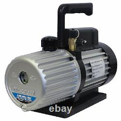 Mastercool 90066-B 6.0 Cfm Single Stage Deep Vacuum Pump (90066b)