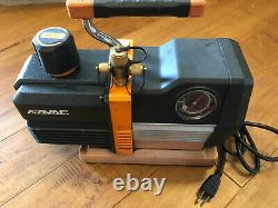NAVAC NRP6DV 6 CFM Vacuum Pump