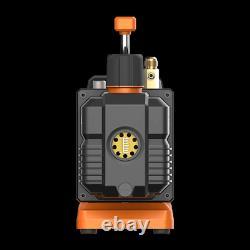NAVAC NRP8Di Vacuum Pump, 8CFM