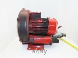 Nash Elmo G 2BH1490-7AH16-Z Regenerative Vacuum Pump Blower 230/460V 3Ph 105CFM
