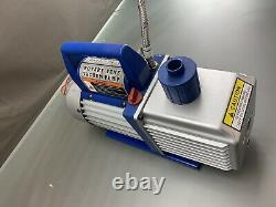Original Wiltec Drehschieber Vacuum Pumpe VP280 8CFM 230V 50hz 1hp