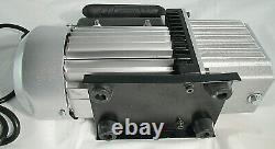 Pittsburgh Automotive 2.5 CFM AC Refrigeration Vacuum Pump NEW