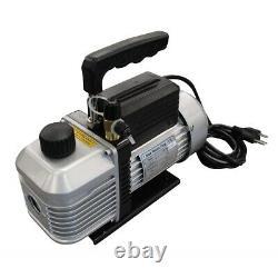 R1234yf / R134a Vacuum Pump 5.0 CFM FJC6930 Brand New