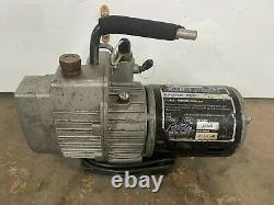 Ritchie Yellow Jacket 93560 SuperEvac 6 CFM 2 Stage Vacuum Pump