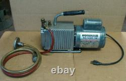 Robinair 115v 5 CFM High Vacuum Pump 15101B