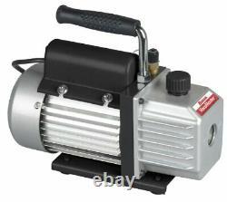 Robinair 15115 VacuMaster Single Stage Vacuum Pump Single-Stage 1.5 CFM