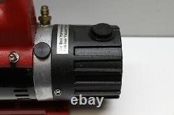 Robinair (15200) Vacumaster High Performance Vacuum Pump Two Stage 1.2 CFM