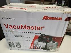 Robinair (15310) VacuMaster Single Stage Vacuum Pump Single-Stage, 3 CFM