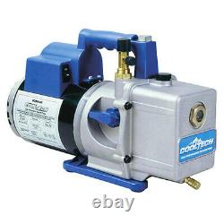 Robinair 15401 CoolTech Vacuum Pump, 4 CFM, 110 115 V/220 250VAC