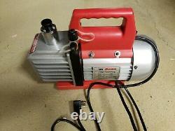 Robinair 15500 115-V VacuMaster 5 CFM Vacuum Pump