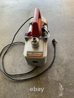 Robinair 15500 VacuMaster 5 CFM Economy Vacuum Pump