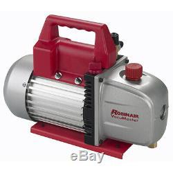 Robinair 15500 VacuMaster 5 CFM Vacuum Pump, 1/3 hp, 7.5 oz, 115V