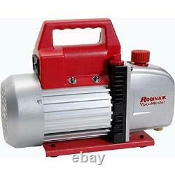 Robinair 15500 VacuMaster Economy Vacuum Pump 2-Stage 5 CFM