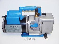 Robinair 15600 Vacuum Pump SPX Cooltech 6 CFM