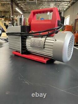 Robinair 15800 // 8 Cfm Vacuum Pump // Used