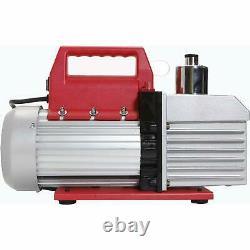 Robinair 15800 VacuMaster Economy Vacuum Pump 2-Stage 8 CFM CHROME
