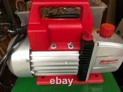 Robinair, H85-445 Vacuum Pump, 115 Volts, 5 CFM 1/3 HP