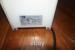 SEM Discover SPS Lab Diaphragm Vacuum Pump tubing working laboratory 544530