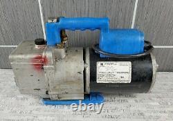 SPX RobinAir 15400 CoolTech High Performance Vacuum Pump 6 CFM 1/2 HP
