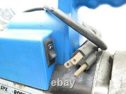 SPX Robinair 15600 Cooltech High Performance Vacuum Pump 6CFM 1/2HP 115VAC 7.1A
