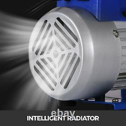 Single Stage Vacuum Pump 7CFM 1/2HP Rotary Vane 1720RPM 110V / 60HZ Black New