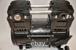 Twin Piston Oilless Vacuum Pump Push/Pull Science Medic Lab Workshop 12CFM Big