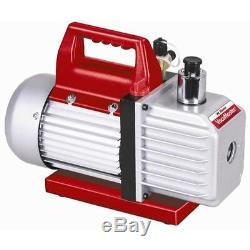 VacuMaster 5 CFM 2 Stage Vacuum Pump Robinair ROB15500