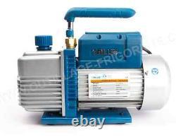Value 2 Stage Refrigerant Air Vacum Vacuum Pump 170litres/minute 7 Cfm 15m