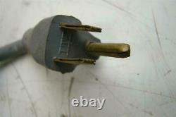 Varian 1/2HP Dual Stage Rotary Vacuum Pump, 7 cfm 1725 RPM, 1PH, 115v, SD-200