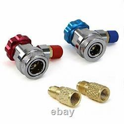 XtremepowerUS 3CFM 1/4HP Air Vacuum Pump HVAC R134a R12 R22 R410a A/C Refrigera