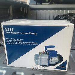 Yellow Jacket 93266 YJII Two Stage Vacuum Pump 5 CFM