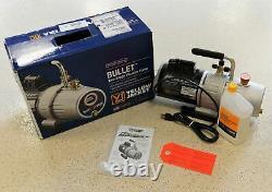 Yellow Jacket 93600 Bullet 7 CFM Vacuum Pump HVAC Refrigeration