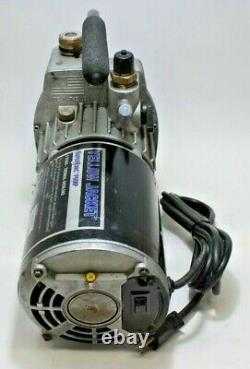 Yellow Jacket Superevac 2-stage 6cfm 115v Vacuum Pump 93560