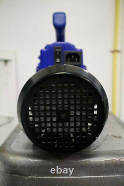 Zensen VPA-3D Dual 2 Stage Vacuum Pump 5.85CFM 380W
