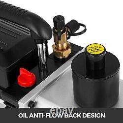12cfm Vacuum Pump Single Stage Sae 1/4 Appareils Médicaux De Réparation De Réfrigération