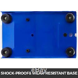 2 Gallon Vide Vide Chambre Dégazage Kit Silicone 3cfm Pompe 54l / Min 1 Étape