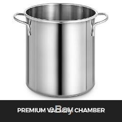 3 Gallon Vide Chambre + 3,6 Cfm À Un Étage Pompe À Dégazage Kit Silicone