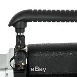 5cfm Pompe À Vide À 2 Étages 1/2 HP Rotary Réfrigérant Hvac / Auto Ac Recharge 1 / 2hp