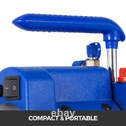 9cfm 2 Étapes Pompe À Vide 1hp Climatisation 110v/50-60hz Réfrigération