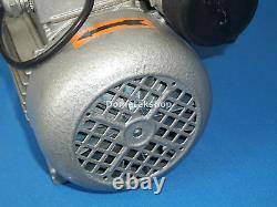Busch Mini Seco Sv/sd 1006 Pompe À Vide Rotative À Vanne Sèche À Un Étage 4.1cfm