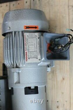 Busch Rc0025. E506.1001 Pompe À Vide Rotative À Un Étage 20 Cfm