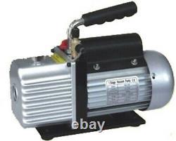 Electric Vaccum Pump Auto 2.5 Cfm For Air Conditioner Réfrigération Vide