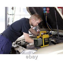 Favorcool Fc-36t 3.6cfm 1/4hp Pompe À Vide Pour Hvac Car Ac Charge R410a R134a R22