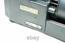 Gast 4ba-1-g482x Vacuum Pump 1.8 Cfm 1/2 Npt W Emerson 1/3 HP Motor