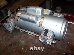 Gast Sans Huile À Piston Compresseur D'air De 1,5 HP 9.1 Cfm 100 Psi 7hdd-10 M700x
