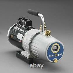 Gilet Jaune 93600 Bullet Single Phase Vacuum Pump, 7 Cfm, 115v, 60 Hz