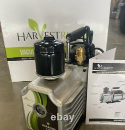Harvest Right 7 Cfm Vacuum Pump Freeze Dryer 2tw-3c Sèche-aliments Cvac