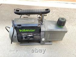 Hilmor 1948122 Vp9 Pompe À Vide 9 Cfm 25 Microns 2 Stage
