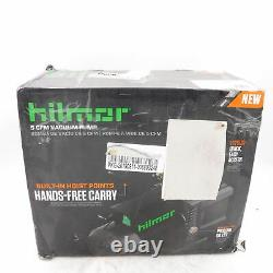 Hilmor 5 Cfm Vacuum Pump Hand Held 1948121 Brand New W Bonus Strap