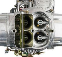 Holley 600 Cfm Classic Electric Choke Vacuum Secondaries-4160 Carburetor